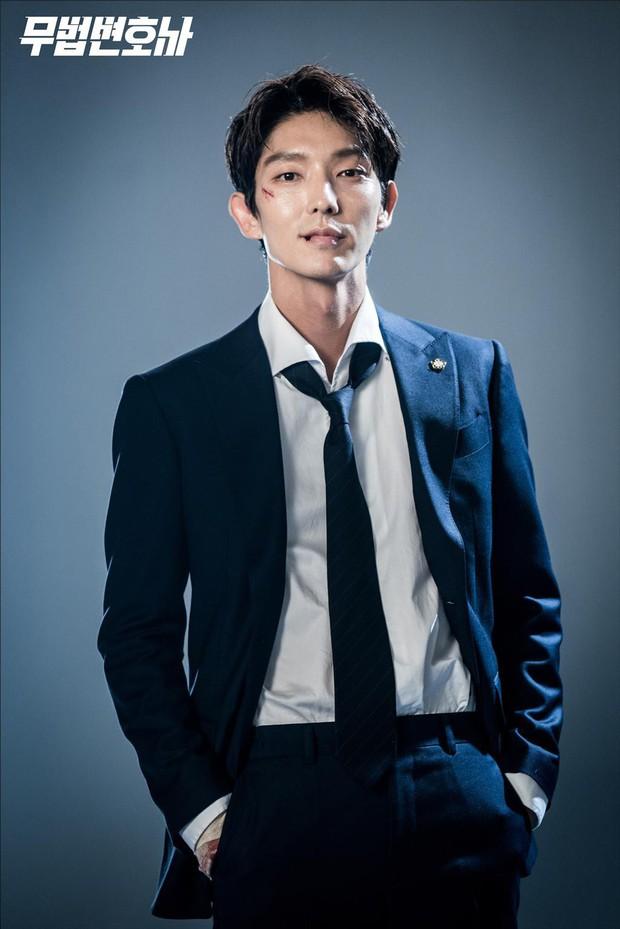 Lee Jun Ki - Mĩ nam thích... tự chôn sống mình, chuyên trị cảnh hành động không cần đóng thế - Ảnh 2.