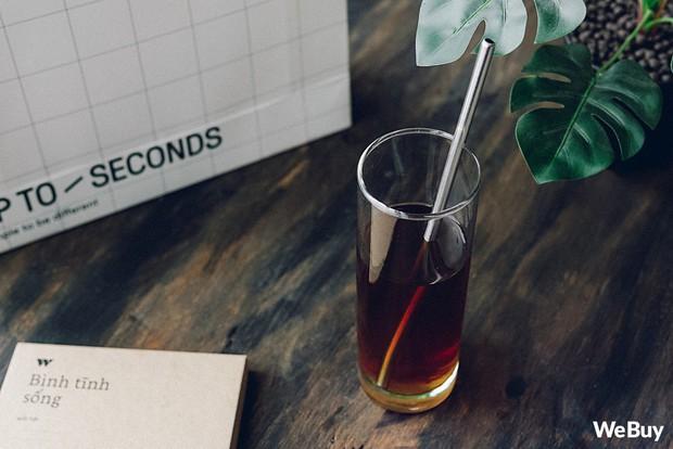 Dùng thử loại ống hút làm từ cỏ và thép không gỉ: Chất liệu thân thiện với môi trường dùng có thích bằng ống hút nhựa? - Ảnh 11.