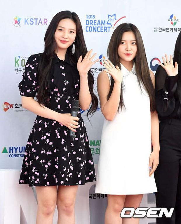 Thảm đỏ Dream Concert 2018: Dàn nữ thần Kpop bị mỹ nhân sexy vô danh lấn át, Seventeen, NCT điển trai như hoàng tử - Ảnh 4.