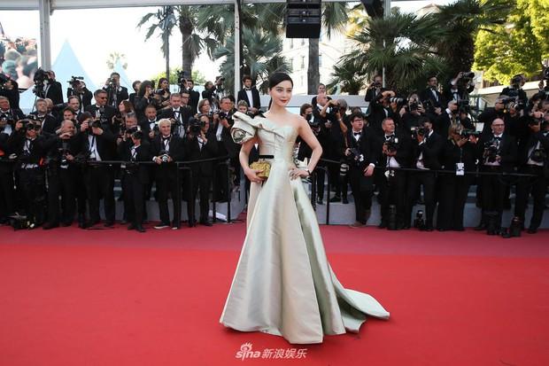 Thảm đỏ Cannes: Đây mới chính là nữ hoàng Phạm Băng Băng mà tất cả cùng mong chờ! - Ảnh 9.