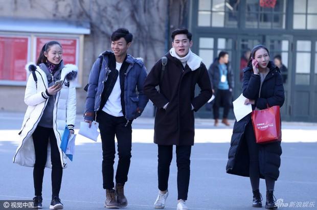 Ngôi trường này chính là thiên đường trai xinh gái đẹp bậc nhất tại Trung Quốc - Ảnh 16.