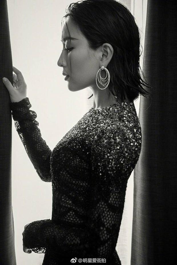 Ảnh tự chụp thì ảo diệu, nhưng ảnh thảm đỏ của Tú bà Cbiz Mã Tô tại Cannes lại quá khác - Ảnh 3.