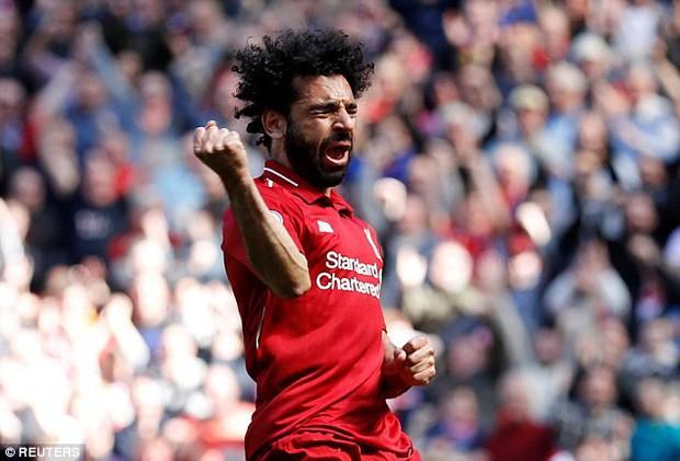 Salah phá kỷ lục của Ronaldo, Suarez, trở thành tượng đài mới ở Ngoại hạng Anh - Ảnh 2.