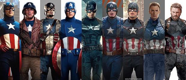 """Không xem bộ ảnh này sẽ khó tin siêu anh hùng Marvel đã """"dậy thì thành công"""" đến thế nào! - Ảnh 3."""