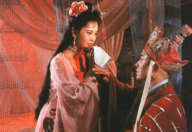 """Đệ nhất mỹ nhân """"Tây Du Ký"""": Nữ vương Nữ Nhi Quốc đẹp rạng ngời dù đã vào tuổi 66 - Ảnh 4."""