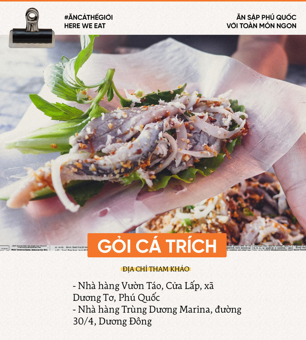 Nhớ ăn sập Phú Quốc với toàn món đặc sản hấp dẫn khi đến đây nhé - Ảnh 3.