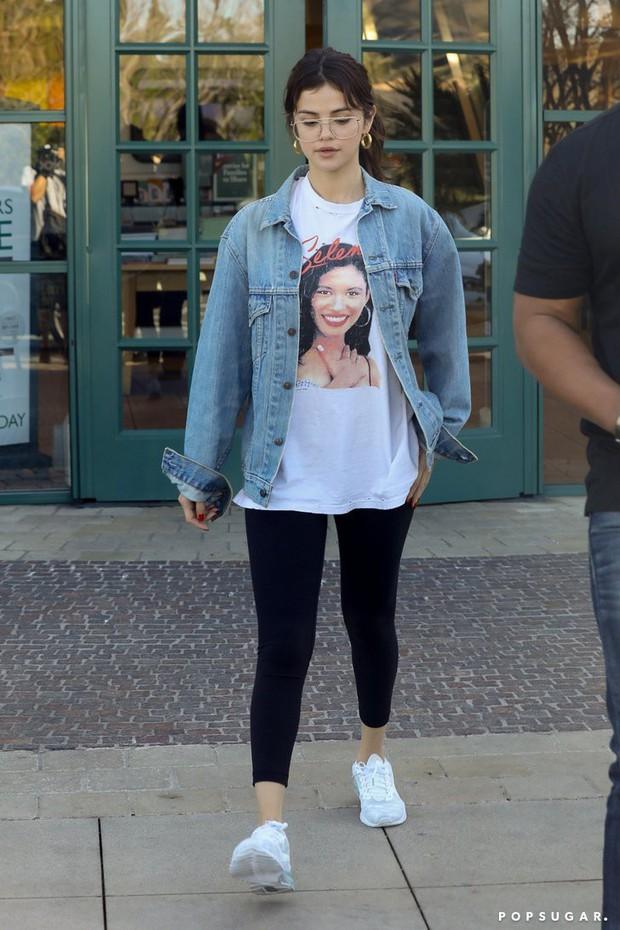 Không cùng đi trên con đường tình, Justin và Selena lại đi chung một hành trình tuột dốc phong cách - Ảnh 3.