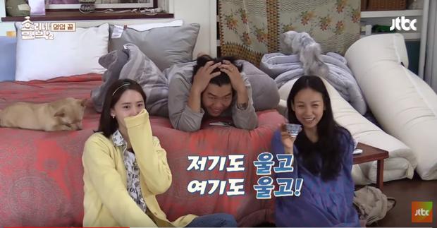 Yoona rơi nước mắt xúc động khi ôn lại kỷ niệm trước giờ chia tay vợ chồng Hyori - Ảnh 2.