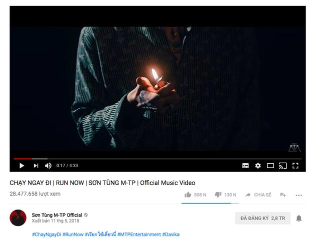 Vì sao MV mới của Sơn Tùng M-TP bất ngờ biến mất khỏi Top Trending Youtube? - Ảnh 2.