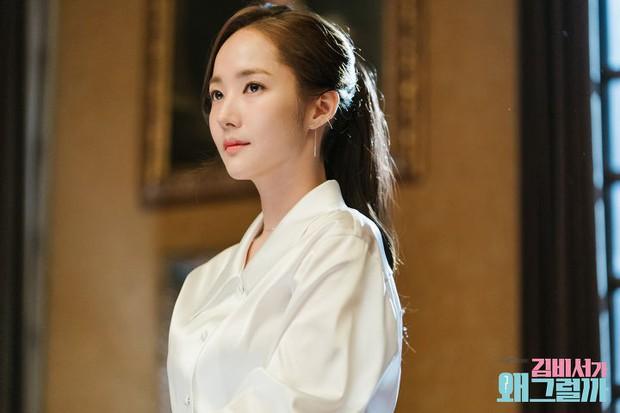 Còn lâu mới chiếu, phim mới của Park Seo Joon - Park Min Young đã gây sốt vì thời trang quá đẹp - Ảnh 10.