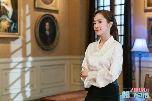 Còn lâu mới chiếu, phim mới của Park Seo Joon - Park Min Young đã gây sốt vì thời trang quá đẹp - Ảnh 11.