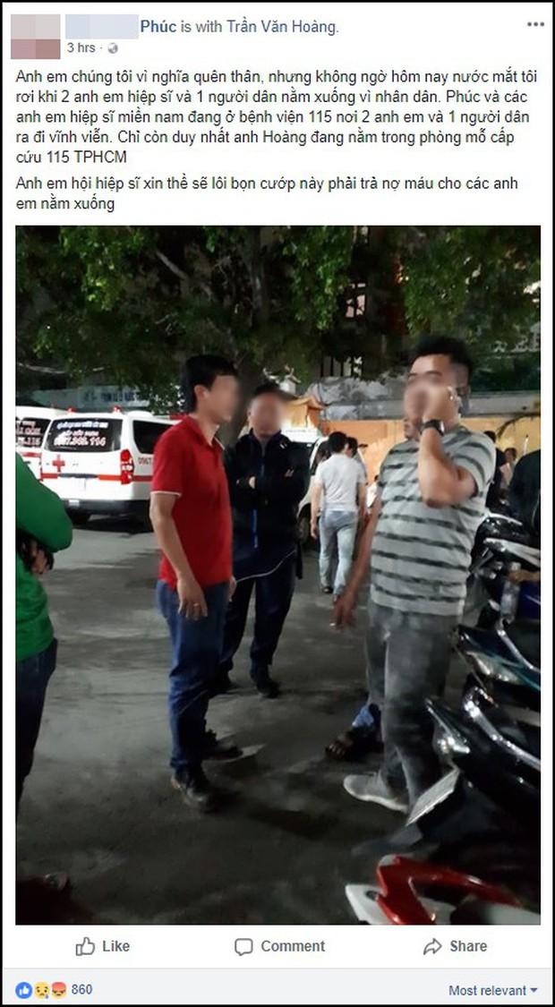 Chân dung người đội trưởng quả cảm của nhóm hiệp sĩ đường phố, hơn 20 năm bắt cướp ở Sài Gòn - Ảnh 6.