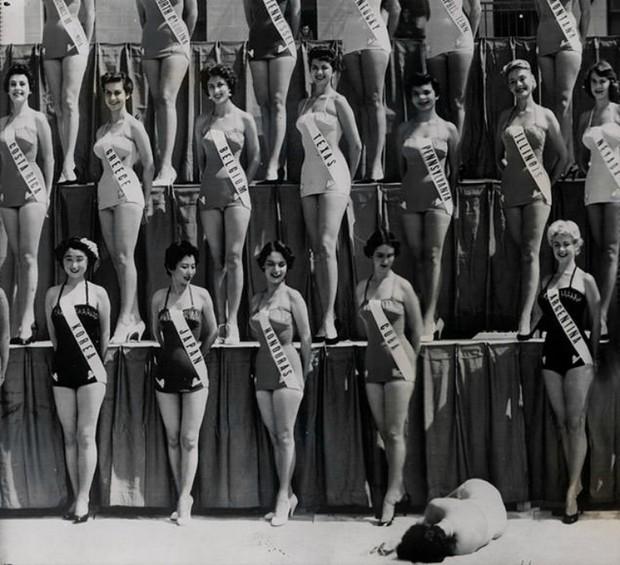 100 năm trước đây là những tấm ảnh bình thường, còn bây giờ càng nhìn càng thấy rùng rợn khó tả - Ảnh 2.