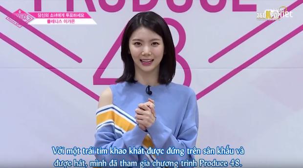 Xót xa khi nghe em út After School chia sẻ lý do tham gia Produce 48 - Ảnh 4.