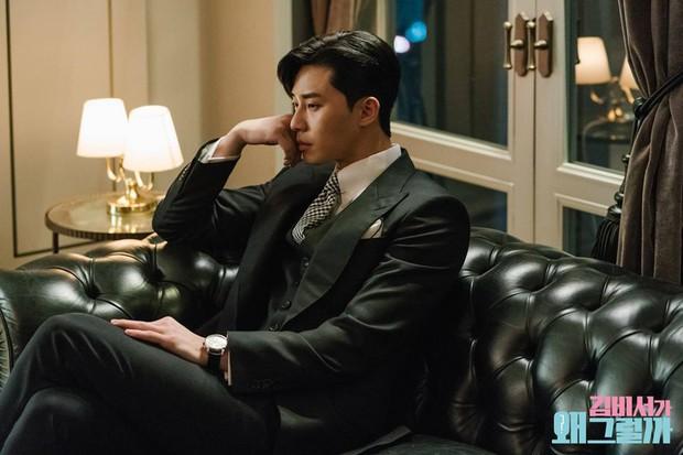 Còn lâu mới chiếu, phim mới của Park Seo Joon - Park Min Young đã gây sốt vì thời trang quá đẹp - Ảnh 4.