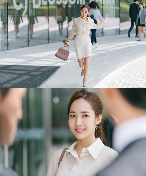 Còn lâu mới chiếu, phim mới của Park Seo Joon - Park Min Young đã gây sốt vì thời trang quá đẹp - Ảnh 18.