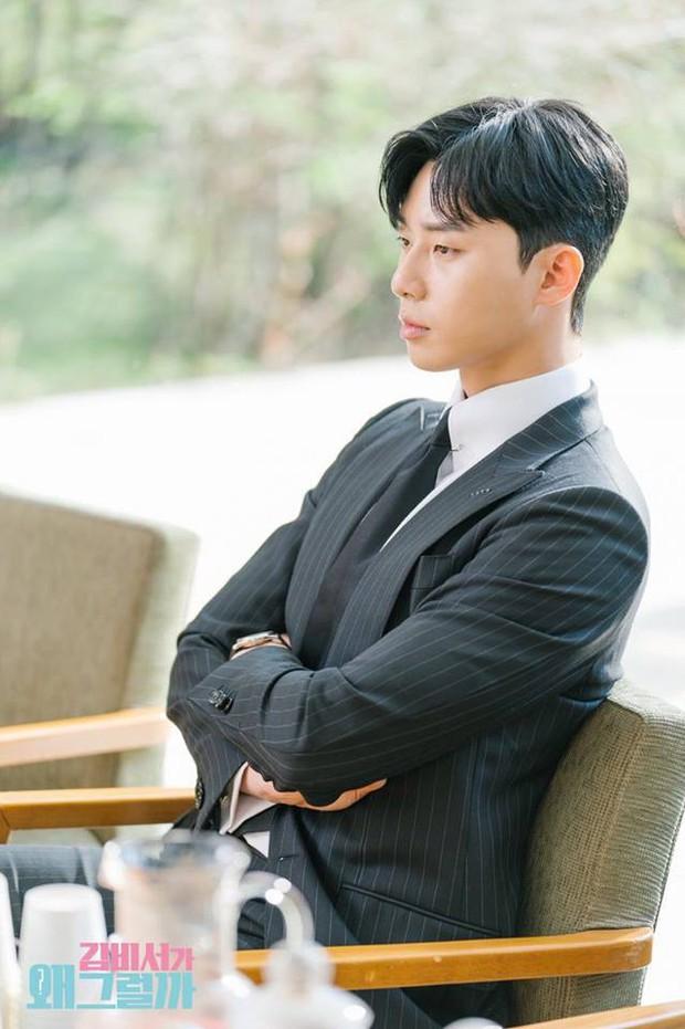 Còn lâu mới chiếu, phim mới của Park Seo Joon - Park Min Young đã gây sốt vì thời trang quá đẹp - Ảnh 8.