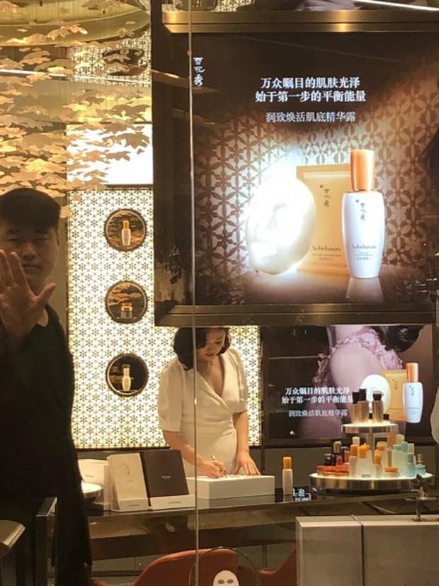 Song Hye Kyo tại sự kiện hôm nay: Chưa cần ảnh HD căng đét đã đẹp khó tin đến nhường này - Ảnh 6.