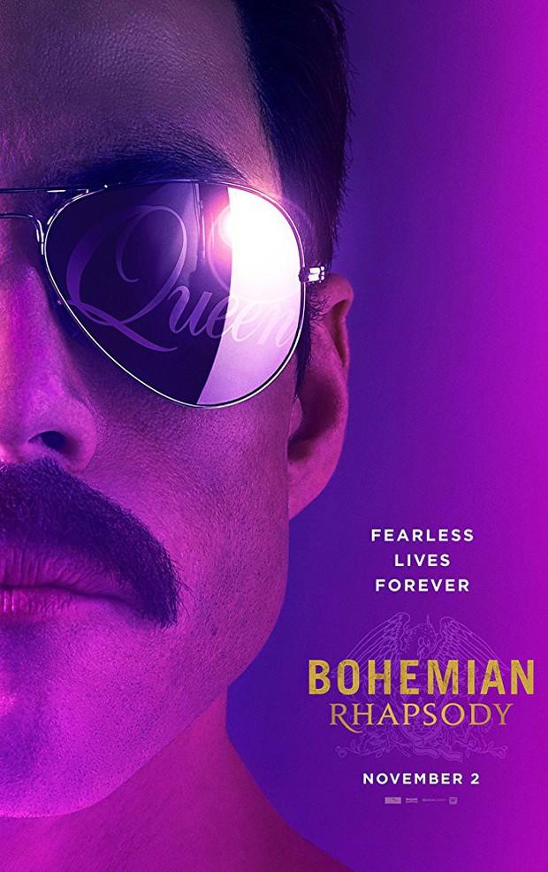 Nổi da gà nghe lại kiệt tác rock-guitar hay nhất mọi thời đại trong phim Bohemian Rhapsody - Ảnh 2.