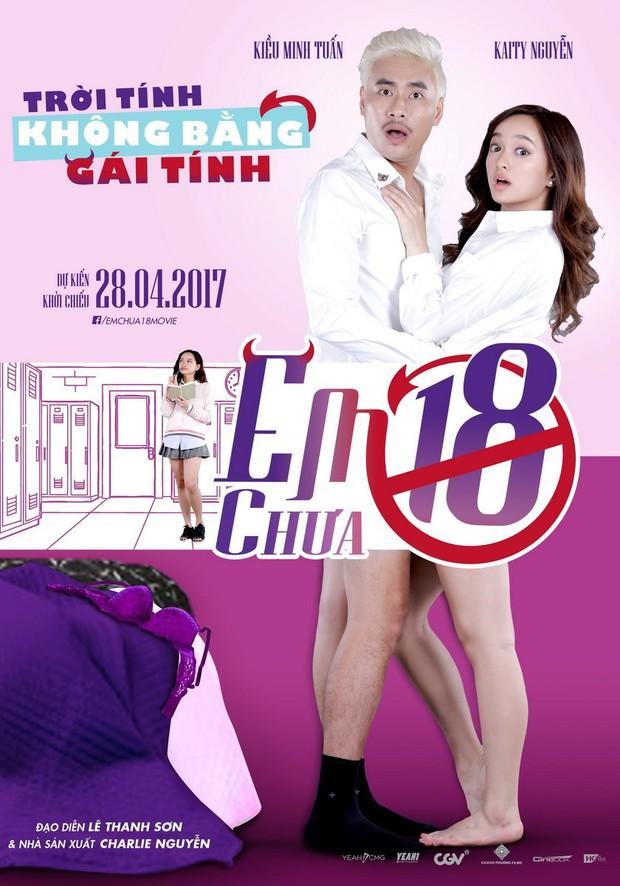 Điện ảnh Việt nửa đầu 2018: Mùa điện ảnh rực rỡ - Ngôi vương lại trở về với phim ngoại - Ảnh 1.