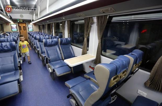 Đường sắt Việt Nam tăng chuyến, thay đổi giờ tàu và thêm một đôi tàu phục vụ suất ăn miễn phí - Ảnh 6.