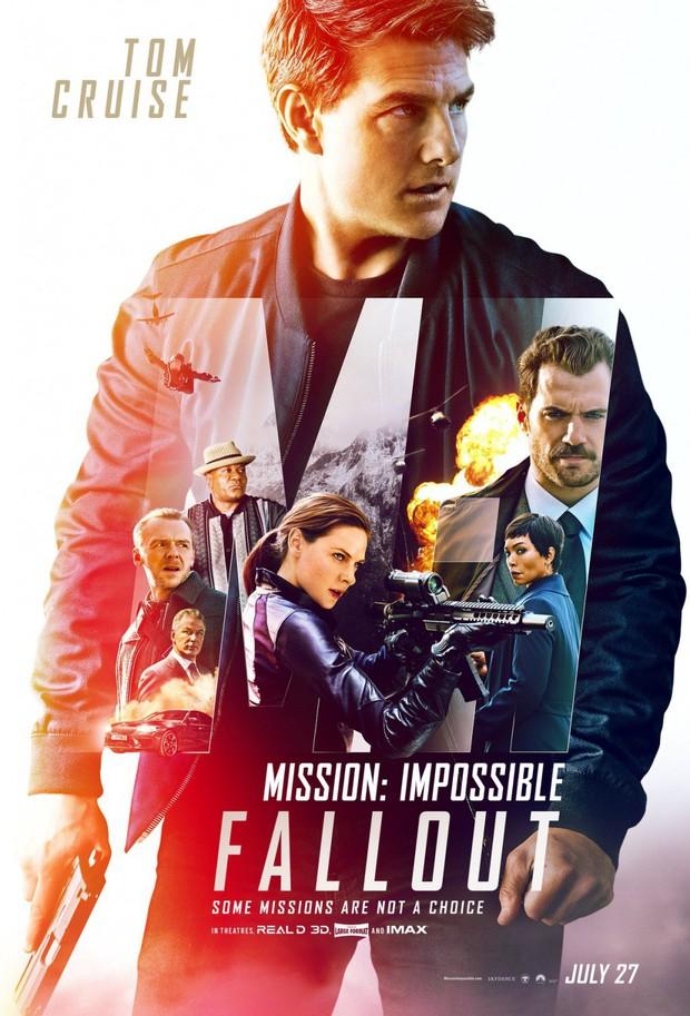 Tom Cruise đu bám trực thăng đầy liều lĩnh trong Mission: Impossible - Fallout - Ảnh 2.