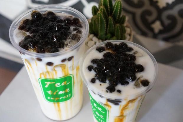 Điểm danh những quán sữa tươi trân châu đường đen chỉ từ 15k ở Sài Gòn - Ảnh 8.