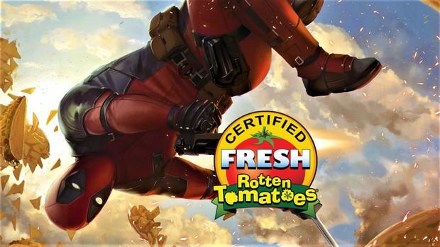 Nhận được chứng chỉ cà chua tươi, Deadpool 2 hướng tới mở màn 350 triệu đô toàn cầu - Ảnh 3.