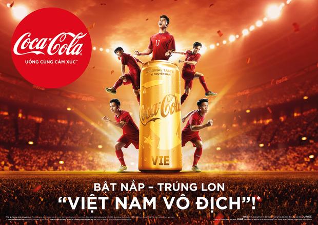 Đón World Cup 2018, Coca-Cola không quên cổ vũ giấc mơ vàng của bóng đá Việt - Ảnh 3.