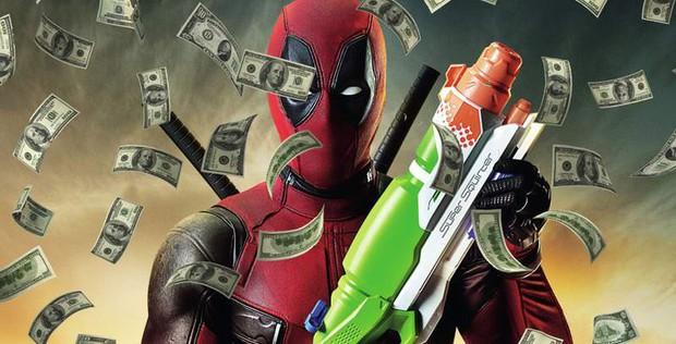 Nhận được chứng chỉ cà chua tươi, Deadpool 2 hướng tới mở màn 350 triệu đô toàn cầu - Ảnh 2.