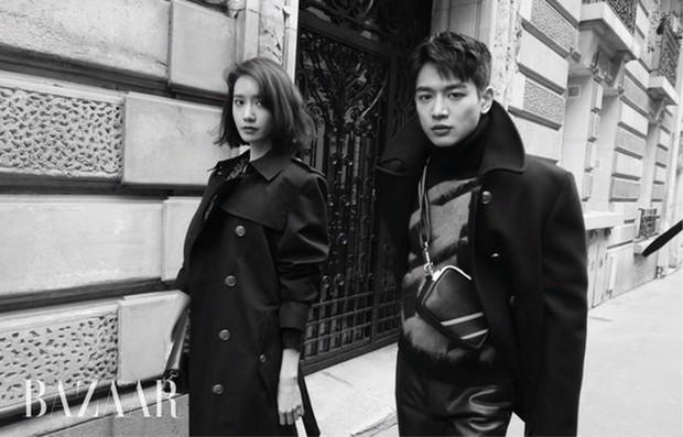 Gây bão vì như ông hoàng bà hoàng ở Paris từ tháng 3, Yoona và Minho ém kỹ giờ mới tung hình tạp chí - Ảnh 3.