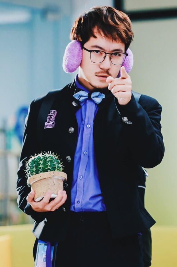 Nhan Phúc Vinh, POM bựa, Hạ Anh hóa học sinh siêu quậy trong Trường Học Bá Vương - Ảnh 3.
