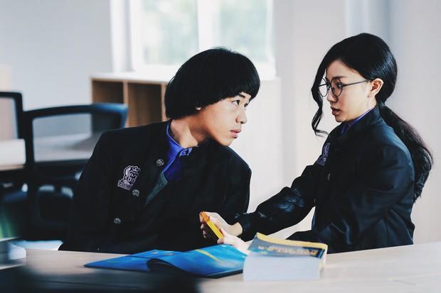 Nhan Phúc Vinh, POM bựa, Hạ Anh hóa học sinh siêu quậy trong Trường Học Bá Vương - Ảnh 4.