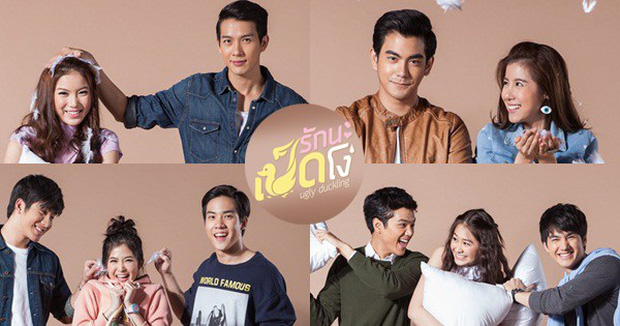 Ugly Duckling 1: Lời nói dối ngọt ngào về mĩ nam gia thế khủng nước Thái Push Puttichai - Ảnh 1.