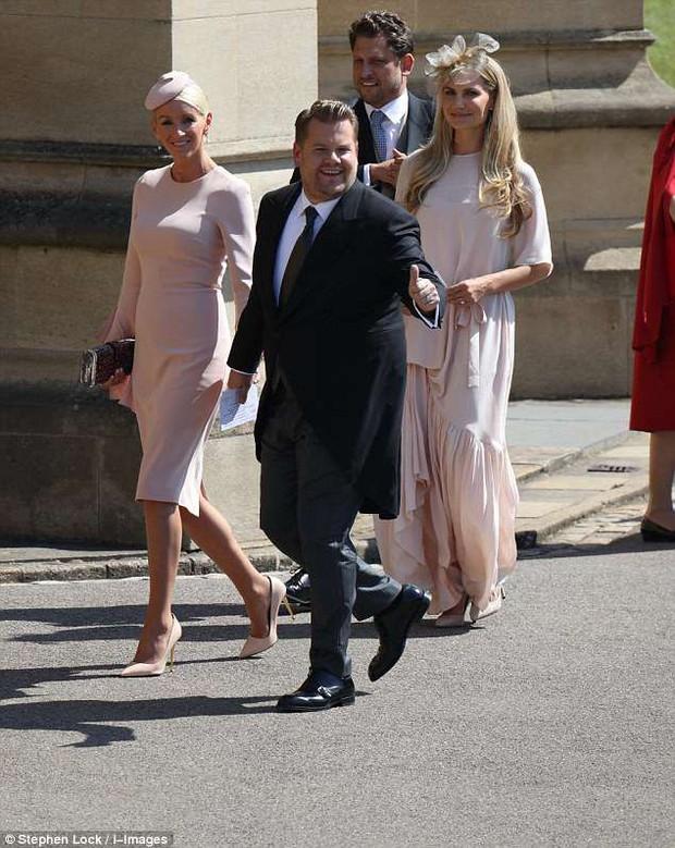 Loạt khoảnh khắc đẹp như mơ của vợ chồng Beckham và dàn sao Hollywood tại đám cưới Hoàng tử Harry - Ảnh 20.