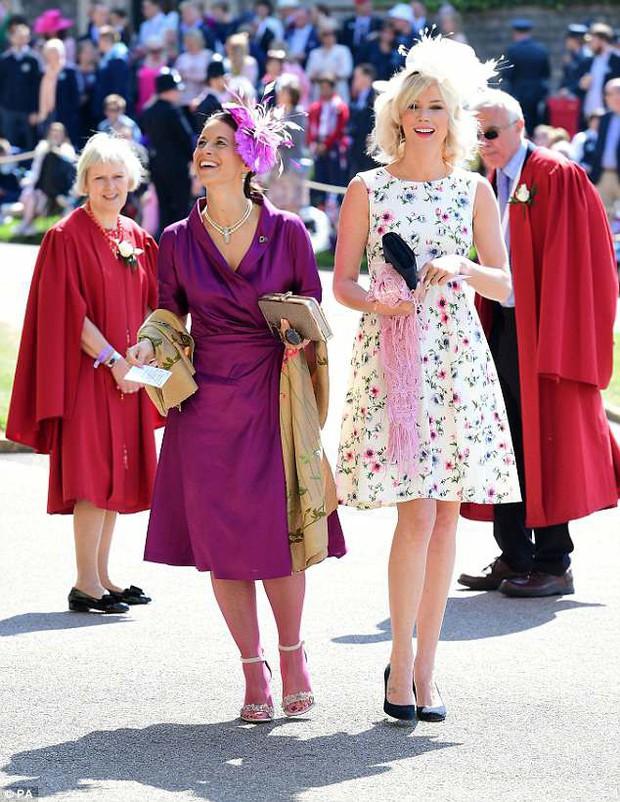 Loạt khoảnh khắc đẹp như mơ của vợ chồng Beckham và dàn sao Hollywood tại đám cưới Hoàng tử Harry - Ảnh 21.