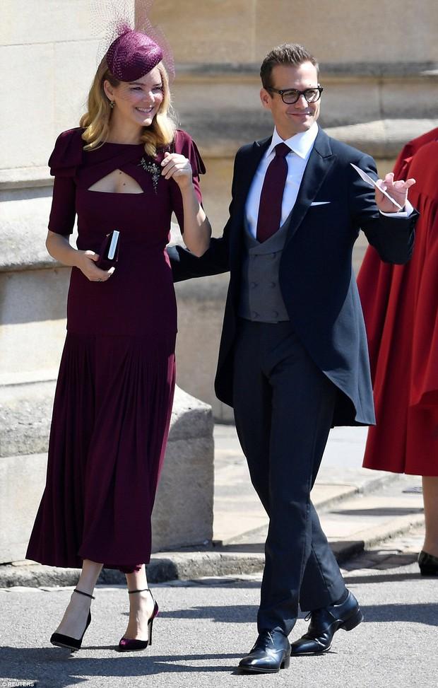 Loạt khoảnh khắc đẹp như mơ của vợ chồng Beckham và dàn sao Hollywood tại đám cưới Hoàng tử Harry - Ảnh 23.