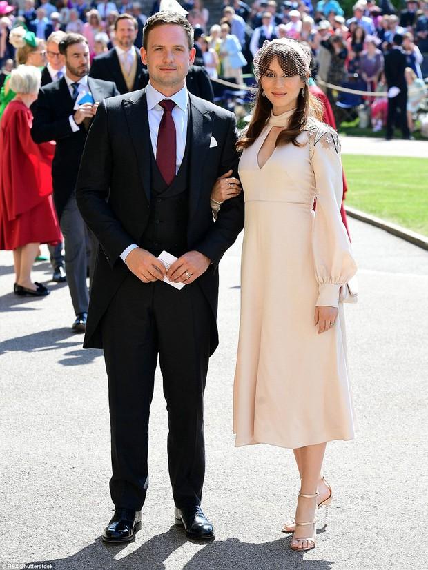 Loạt khoảnh khắc đẹp như mơ của vợ chồng Beckham và dàn sao Hollywood tại đám cưới Hoàng tử Harry - Ảnh 22.