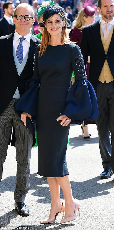 Loạt khoảnh khắc đẹp như mơ của vợ chồng Beckham và dàn sao Hollywood tại đám cưới Hoàng tử Harry - Ảnh 25.