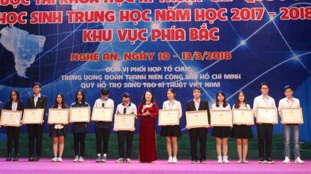 2 nữ sinh Hải Phòng giành giải Ba tại cuộc thi Khoa học kỹ thuật Quốc tế 2018 - Ảnh 1.