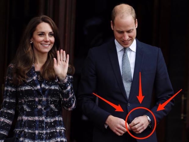 Kết hôn với Meghan Markle, Hoàng tử Harry phá vỡ truyền thống đeo nhẫn cưới của Hoàng gia Anh - Ảnh 3.