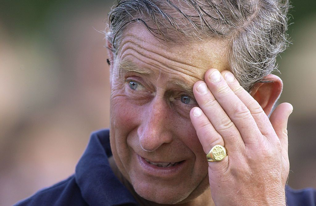 Kết hôn với Meghan Markle, Hoàng tử Harry phá vỡ truyền thống đeo nhẫn cưới của Hoàng gia Anh - Ảnh 4.