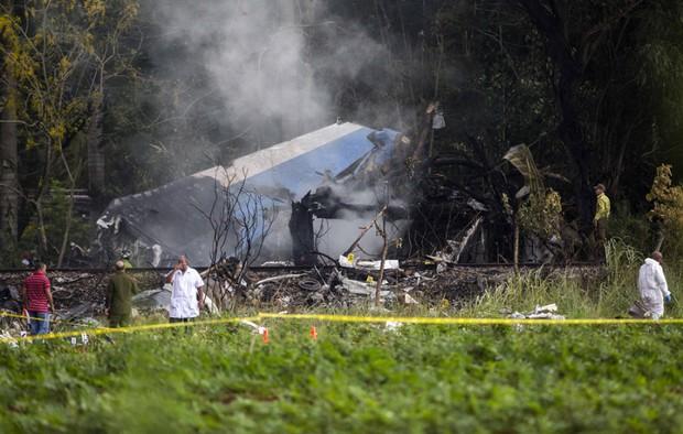 Ảnh: Hiện trường vụ rơi máy bay chở hơn 100 người ở Cuba - Ảnh 5.