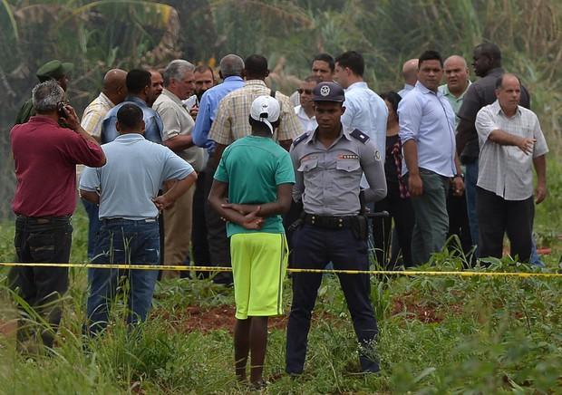 Ảnh: Hiện trường vụ rơi máy bay chở hơn 100 người ở Cuba - Ảnh 7.