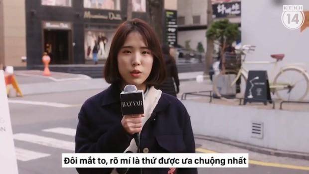 Clip phỏng vấn con gái Hàn Quốc về việc dao kéo: phẫu thuật tạo mắt 2 mí phổ biến đến mức người ta không coi đây là PTTM nữa - Ảnh 3.
