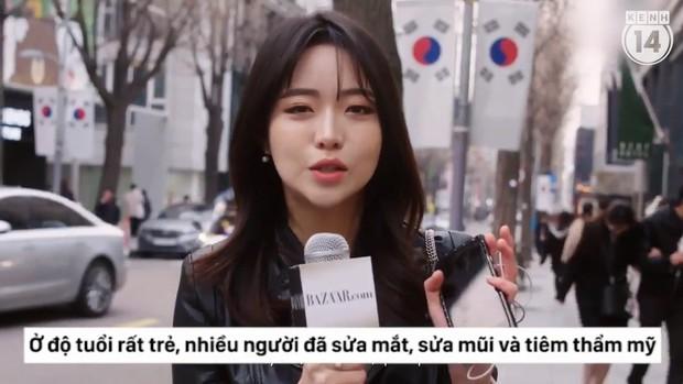 Clip phỏng vấn con gái Hàn Quốc về việc dao kéo: phẫu thuật tạo mắt 2 mí phổ biến đến mức người ta không coi đây là PTTM nữa - Ảnh 7.