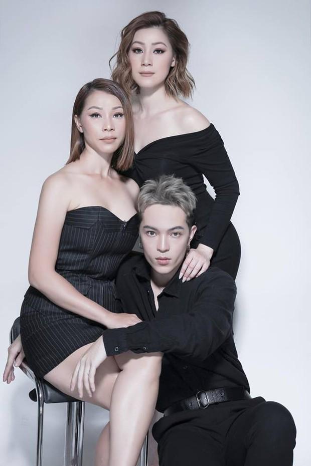 Kelbin Lei khoe ảnh gia đình, cư dân mạng nhìn vào cứ tưởng là poster phim TVB - Ảnh 10.