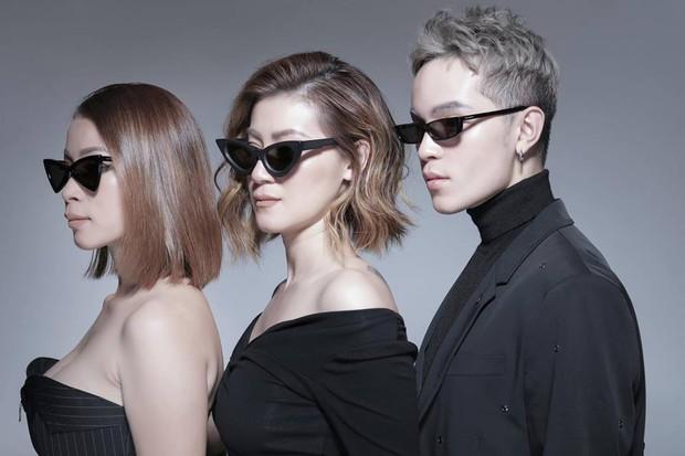 Kelbin Lei khoe ảnh gia đình, cư dân mạng nhìn vào cứ tưởng là poster phim TVB - Ảnh 8.