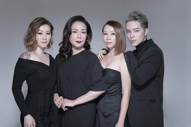 Kelbin Lei khoe ảnh gia đình, cư dân mạng nhìn vào cứ tưởng là poster phim TVB - Ảnh 6.