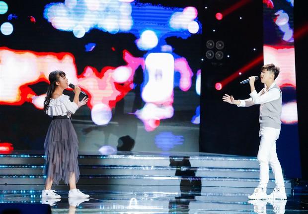 Huỳnh Lập tái hiện trích đoạn Tấm Cám, tát Nguyên Khang lăn quay trên sân khấu - Ảnh 11.